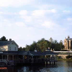 Aunt Polly's and Haunted Mansion 1982