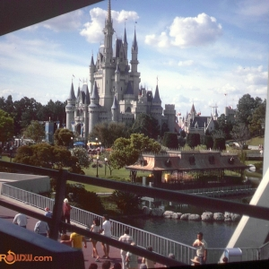 Cinderella Castle from WEDWay 1982