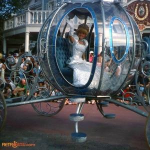 Cinderella Tencennial Parade 1982