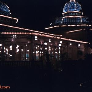 Crystal Palace at Night 1982