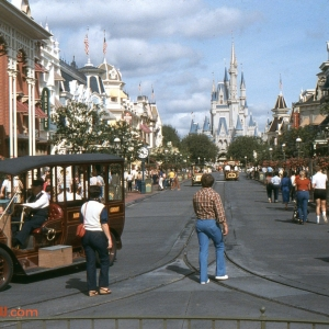 Main Street USA 1982