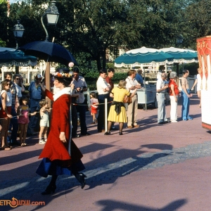 Mary Poppins Tencennial Parade 1982