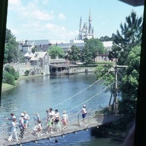 Rope Bridge 1982