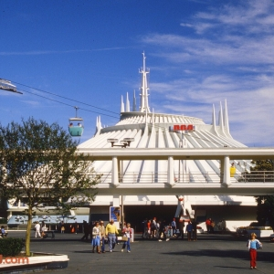Space Mountain 1982