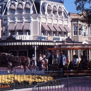 Town Square Polaroid Shop 1982
