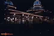Crystal Palace at Night 1982