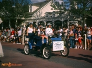 Grand Marshalls Bill Mikell family Tencennial Parade 1982