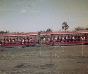 MK Train from Tomorrowland