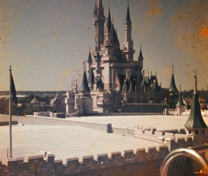 Castle from the Skyway