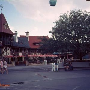 Pinocchio Village Haus in Fantasyland circa '80s