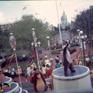 Mickey Street Party Parade