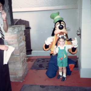 Goofy Meet and Greet