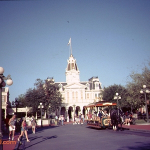 City Hall, Main Street USA