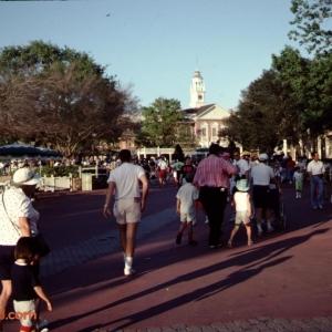 Liberty Square Walkway 1991
