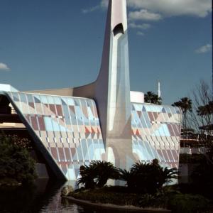 Tomorrowland Spire 1 1991