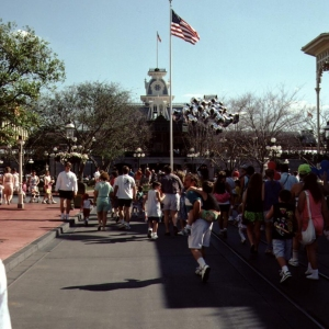 Town Square 1991