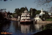 Rivers of America Paddlewheel