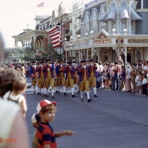 Fife Parade May 72