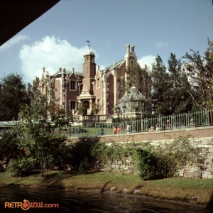 Haunted Mansion Nov 77