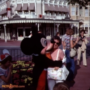 Mickey Hug Nov 77