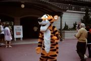 Tigger at Entrance to The Magic Kingdom
