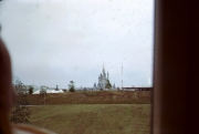 A distant castle...