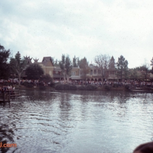 Liberty Square from The Rivers Of America