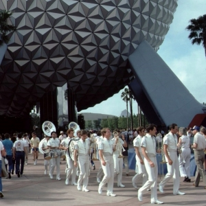 Future Corps Band Spring 84