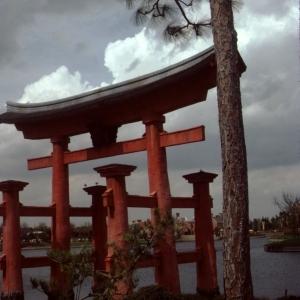 Japan Gate Spring 84