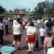 Frontierland Station