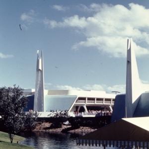 Tomorrowland Entrance Spires