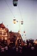Fantasyland Skyway 1971