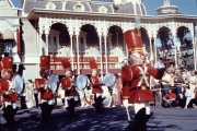 Marching Toy Soldiers