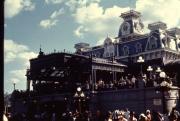 Train Station in the Magic Kingdom