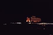 Contemporary Hotel: Night