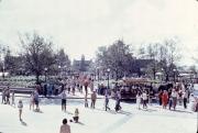 Magic Kingdom Plaza 1971