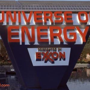 Universe of Energy attraction sign