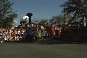 Magic Kingdom January 1975 Parade Frontierland