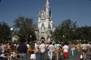 Cinderella Castle: Hub View