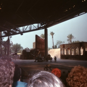 Indiana Jones Stunt Spectacular!