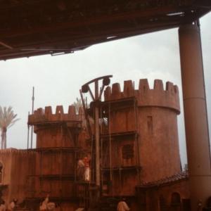 Indiana Jones Epic Stunt SpectacularDisney's MGM StudiosJuly 1989