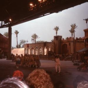 Indiana Jones Stunt Specatacular! Market Scene