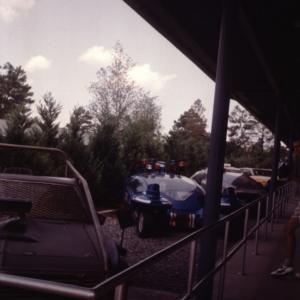 Backlot Tour Movie Vehicles