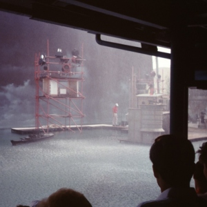 Water Effects Show from Studio Backlot Tour