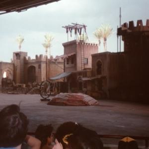 Indiana Jones Stunt Soectacular! Market Scene