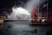 Backlot TourDisney MGM Studios July 1989
