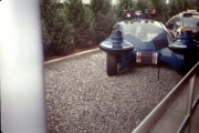 Disney-MGM Backlot: Bladerunner Spinner