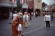 Friar Tuck Character in Fantasyland
