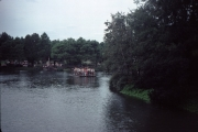 Log Rafts on the Rivers of America