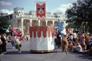 Mickey Mouse Parade Float